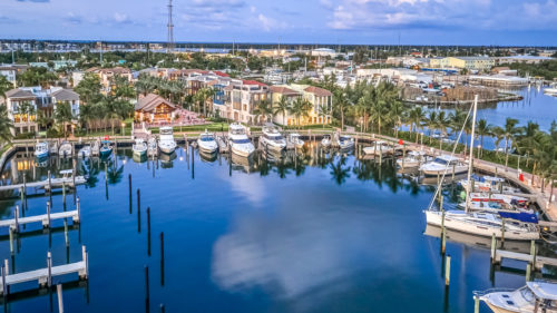 Arial-view-of-Pool-and-Marina-from-Tower